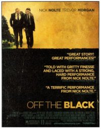 Off the Black poster