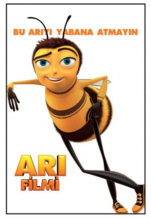 Bee Movie - Das Honigkomplott 3470x5000
