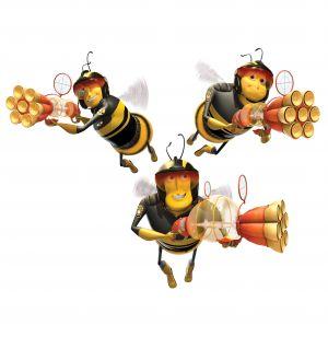 Bee Movie - Das Honigkomplott 4867x5000