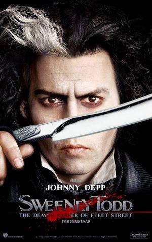 Sweeney Todd: The Demon Barber of Fleet Street 600x953