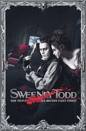 Sweeney Todd: The Demon Barber of Fleet Street 1573x2395