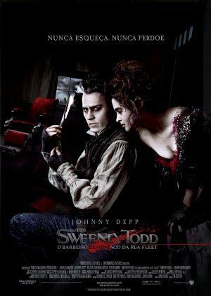Sweeney Todd: The Demon Barber of Fleet Street 711x1000