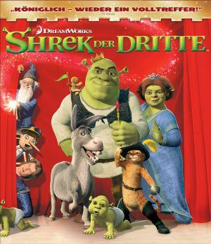 Shrek the Third 1511x1755