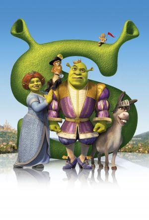 Shrek the Third 2025x3000