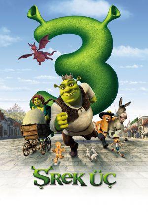 Shrek the Third 3445x4942
