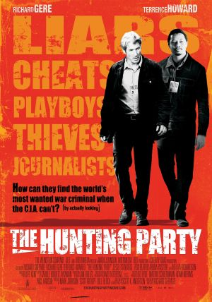 The Hunting Party 3506x5000