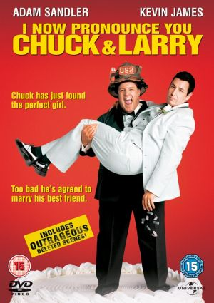 I Now Pronounce You Chuck & Larry 565x800