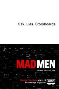 Mad Men - Reklámőrültek poster