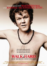 Walk Hard: The Dewey Cox Story poster
