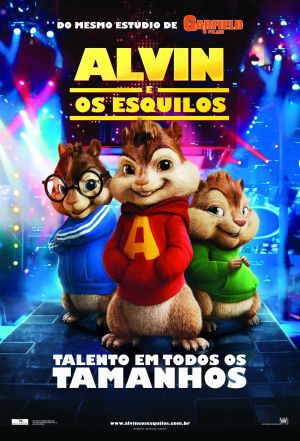 Alvin and the Chipmunks 2000x2938