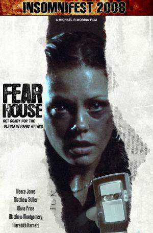 Fear House 497x755