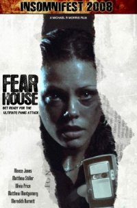 Fear House poster