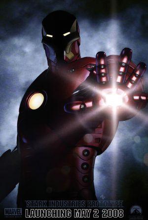 Iron Man 2368x3508