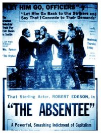 The Absentee poster