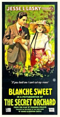 The Secret Orchard poster