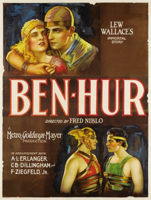 Ben-Hur: A Tale of the Christ 2260x3000