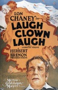 Laugh, Clown, Laugh poster