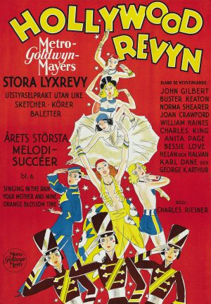 The Hollywood Revue of 1929 2303x3308