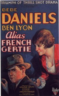 Alias French Gertie poster