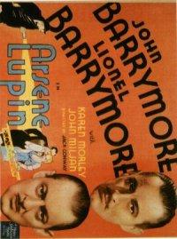 Arsène Lupin poster