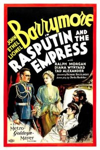 Rasputin and the Empress poster