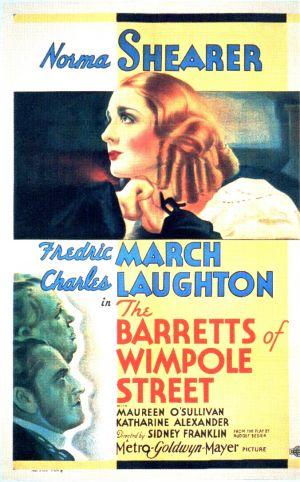 The Barretts of Wimpole Street 676x1086