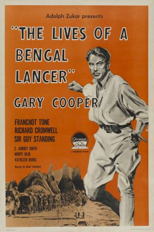 The Lives of a Bengal Lancer 1944x2931
