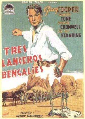 The Lives of a Bengal Lancer 601x835