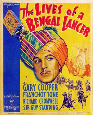 The Lives of a Bengal Lancer 1887x2325