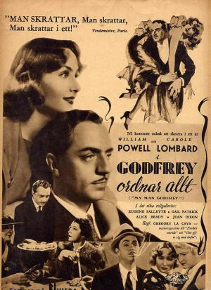 My Man Godfrey 612x842