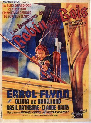 The Adventures of Robin Hood 1020x1380