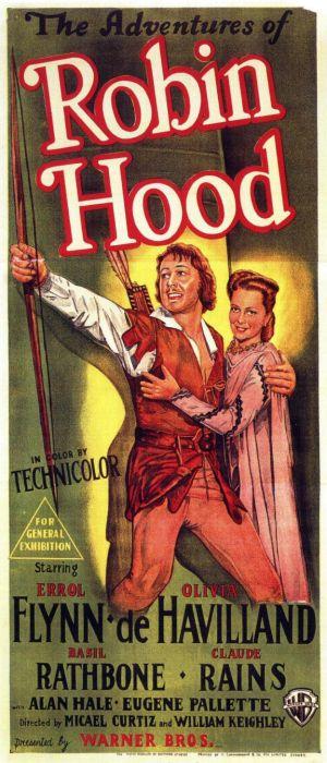 The Adventures of Robin Hood 876x2044
