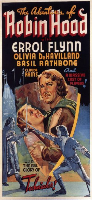 The Adventures of Robin Hood 864x1873