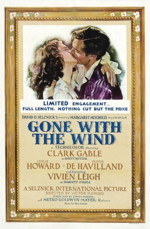 Gone with the Wind 1310x2000