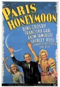 Paris Honeymoon poster