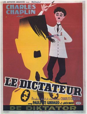 The Great Dictator 1919x2500