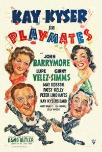 Playmates poster