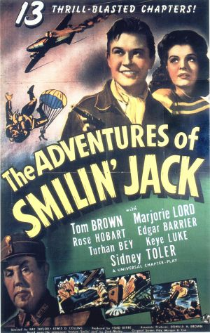 The Adventures of Smilin' Jack 1100x1737