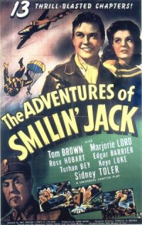 The Adventures of Smilin' Jack poster