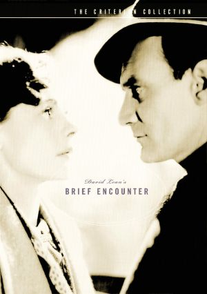 Brief Encounter Dvd cover