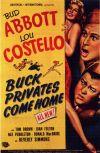 Buck Privates Come Home poster