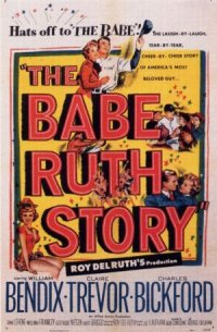 The Babe Ruth Story poster