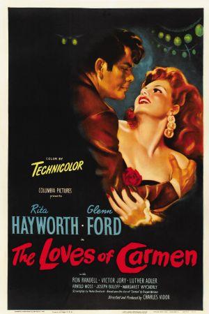 The Loves of Carmen 2000x3000