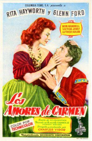 The Loves of Carmen 1060x1616