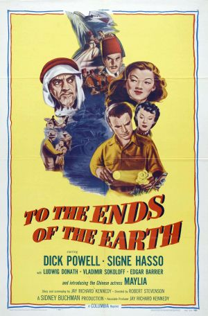To the Ends of the Earth 1794x2728
