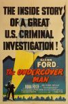 The Undercover Man poster