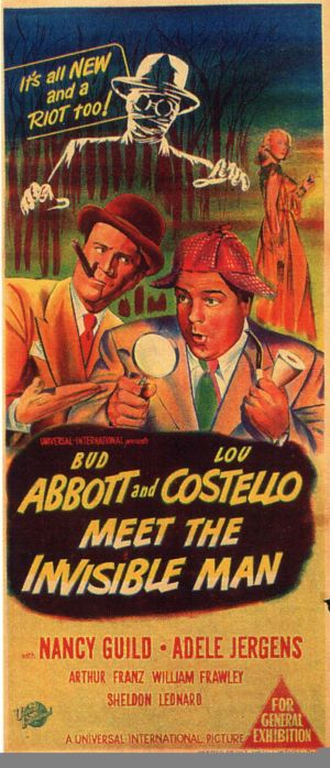 Bud Abbott Lou Costello Meet the Invisible Man 996x2318
