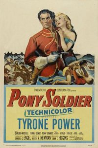 Pony Soldier poster