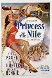 Princess of the Nile poster