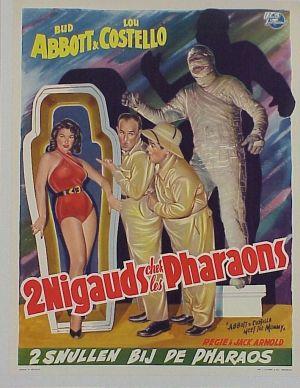 Abbott and Costello Meet the Mummy 709x916
